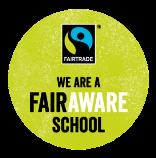 We are a Fair Trade School Icon